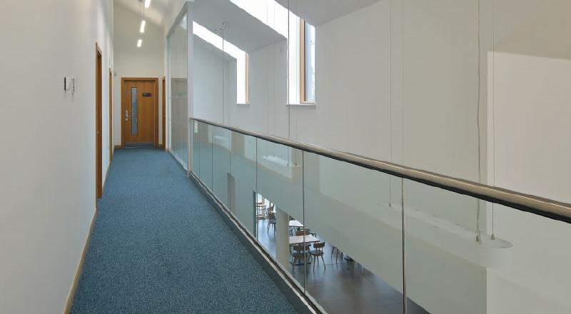 Gallery Walkway